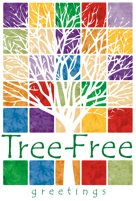 Tree-Free Greeting Cards logo