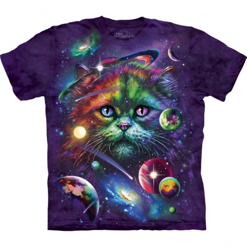 Cosmic Cat T-shirt