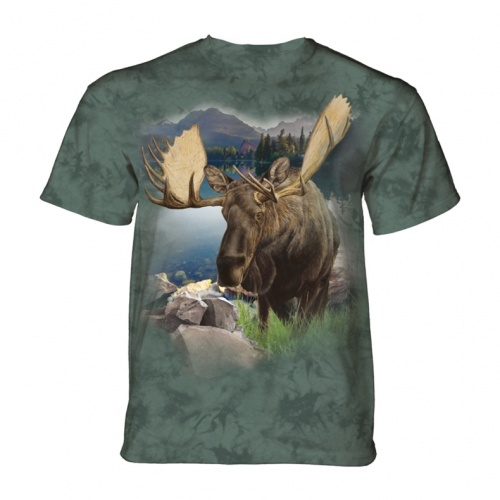 Monarch of the Forest T-shirt