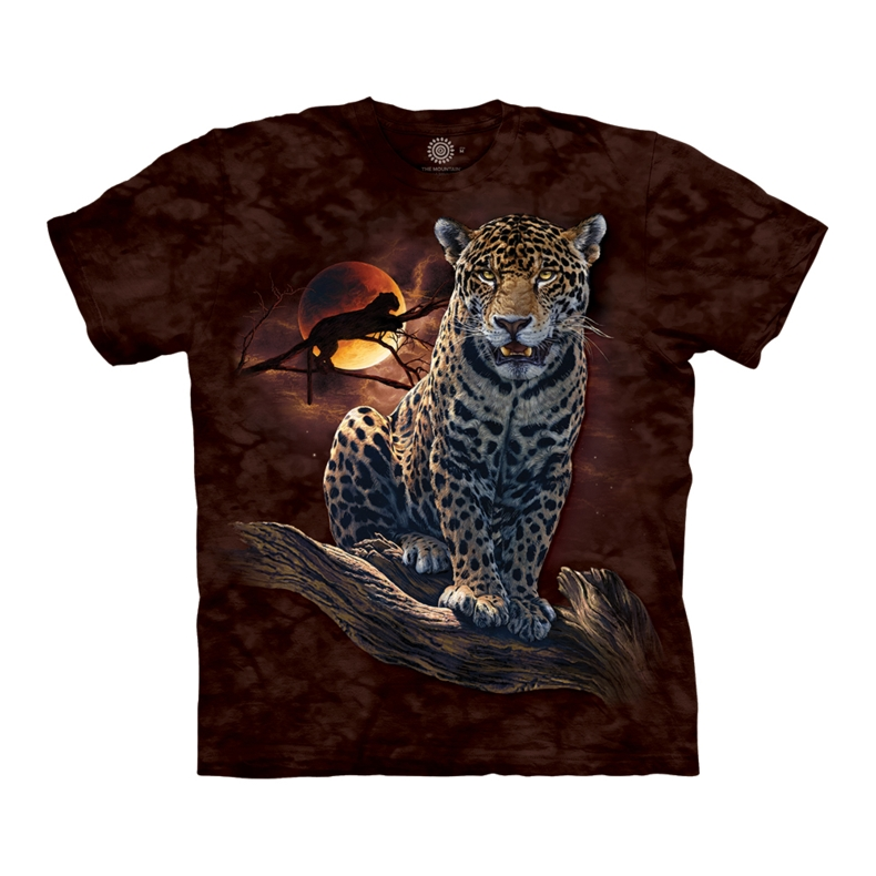 Blood Moon Leopard T-shirt
