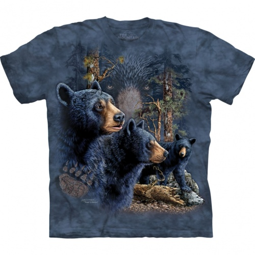 Find 13 Black Bears Child T-shirt