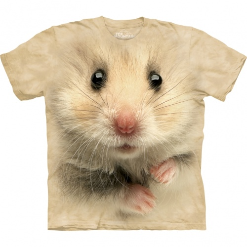 Hamster Face Child T-shirt