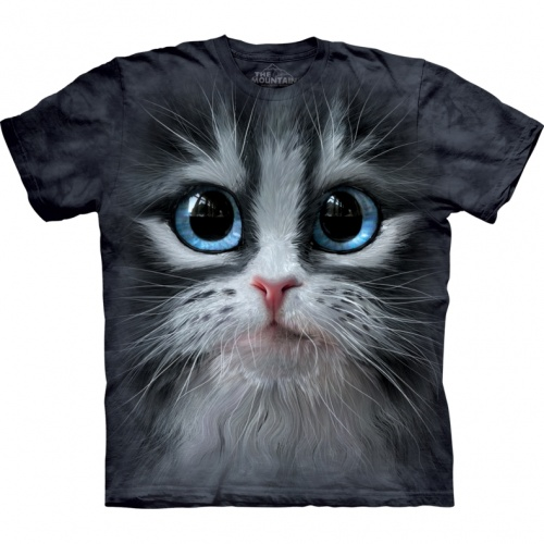 Cutie Pie Kitten Child T-shirt