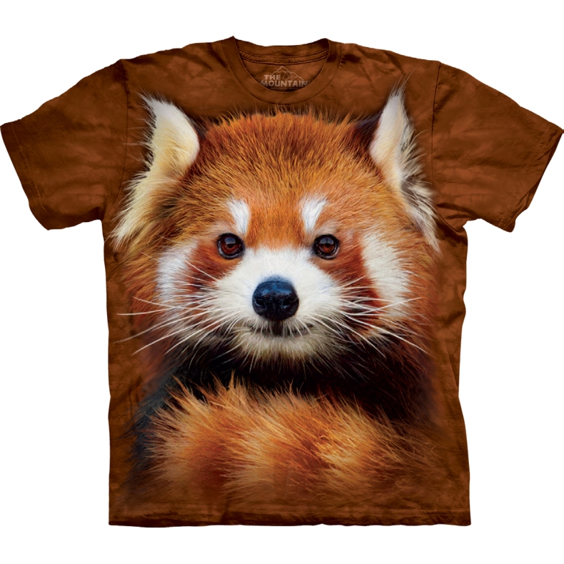 Red Panda Portrait Child T-shirt