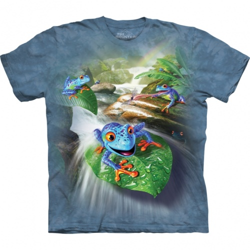 Frog Capades Child T-shirt