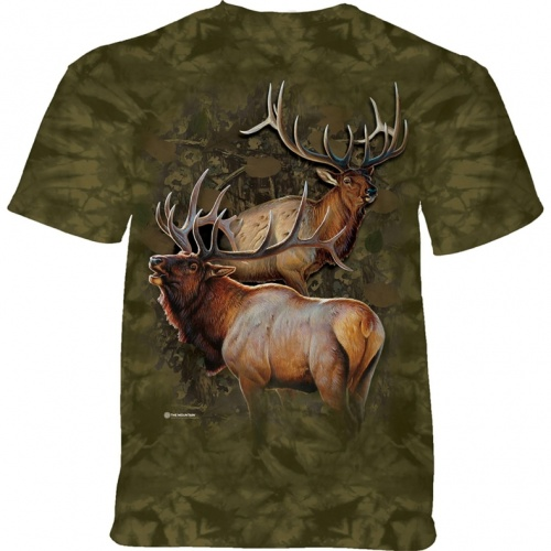 Elk Duo Child T-shirt
