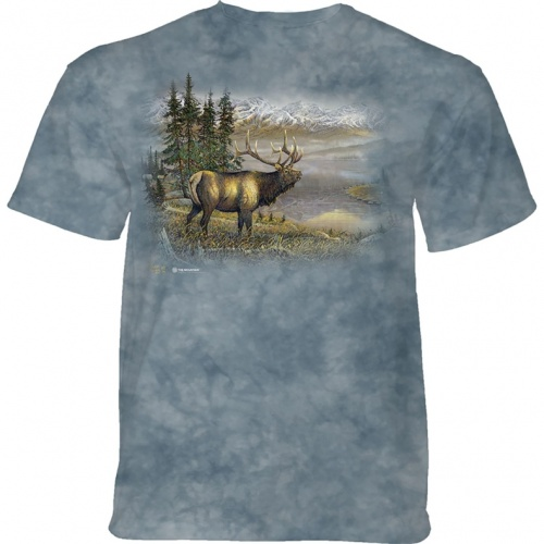 Elk Child T-shirt