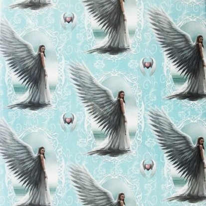 Spirit Guide Angel Gift Wrap Sheet 42 x 59 cm