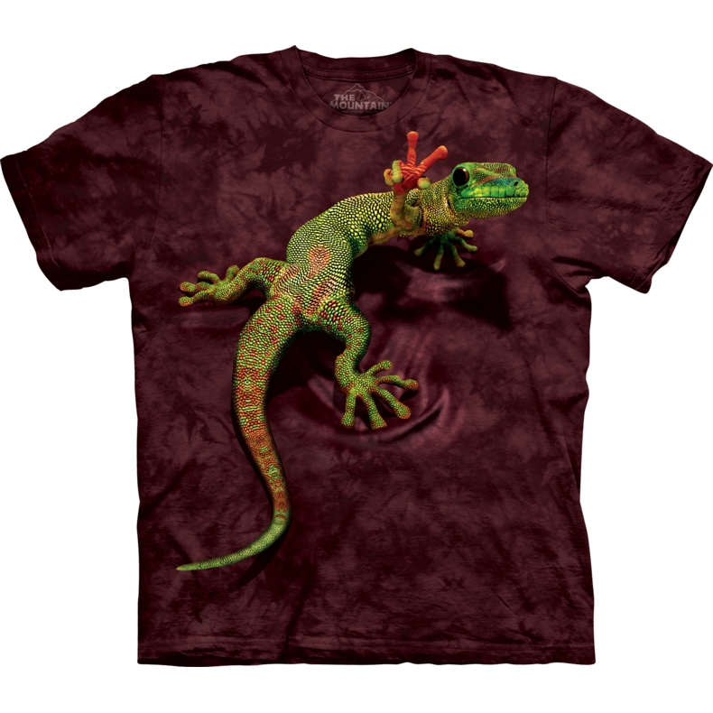 Peace Out Gecko Child T-shirt