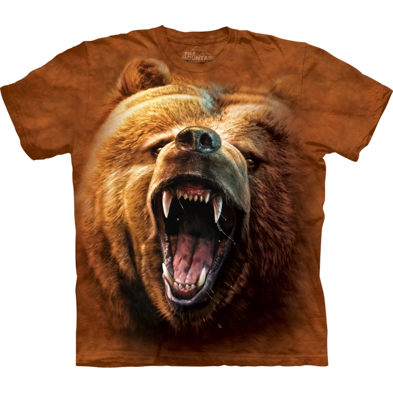 Grizzly Growl Child T-shirt
