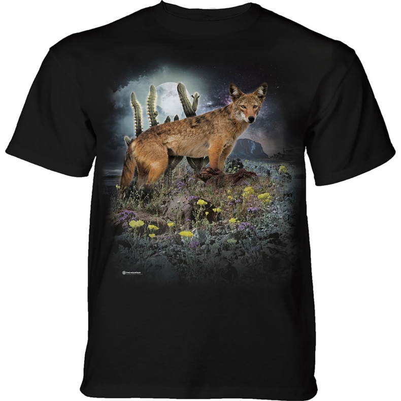 Desert Coyote Child T-shirt